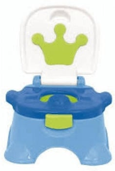 Olmitos Child´s Potty 3 in 1 blue