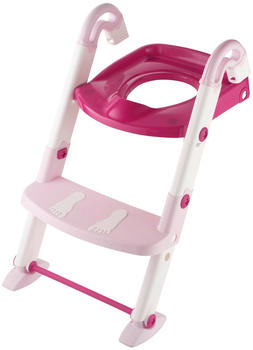 Kids Kit Toilettentrainer 3-in-1 tender rose perl/weiß/translucent pink