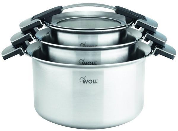 Woll concept Pro Topfset 6tlg.