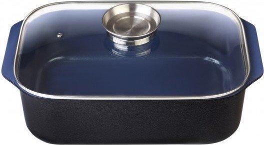 GSW Ceramica Bräter 40 cm kobaltblau