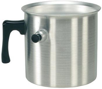 Krüger Wasserbadkocher 1 l Aluminium