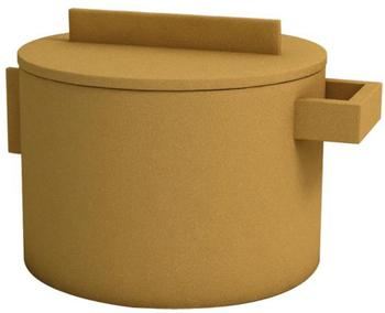 sambonet-coccio-fleischtopf-16-5-cm-gelb