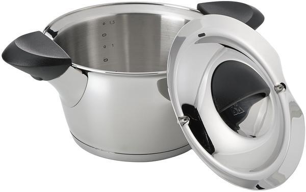BK Cookware Q Linair Classic Stielkasserolle 16 cm (B4295.616)
