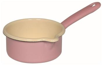 Riess Stielkasserolle mit Ausguss 12 cm Pastell