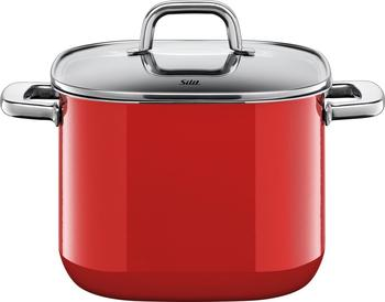 Silit Quadro Red Fleischtopf 22 cm