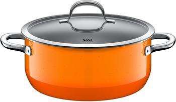 Silit Passion Orange Bratentopf 24 cm