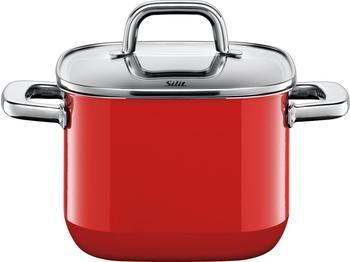 Silit Quadro Red Fleischtopf 18 cm