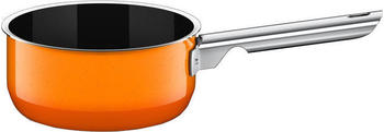 Silit 2104299141 Passion Orange Stielkasserolle 16 cm