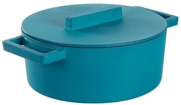 Sambonet Kasserolle oval mit Deckel 24 cm (51609A25)
