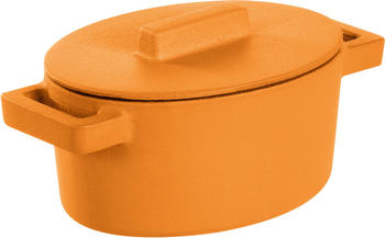 Sambonet Kasserolle oval 13 x 10 cm orange (51638V13)