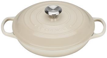 Le Creuset Gourmet-Profitopf 26 cm creme