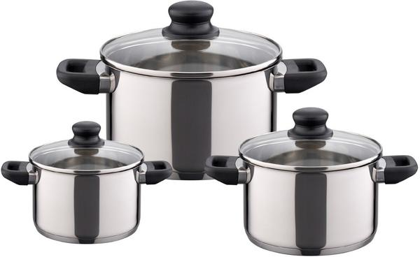 Elo - Meine Küche Juwel de Luxe Topf-Set 3-tlg.