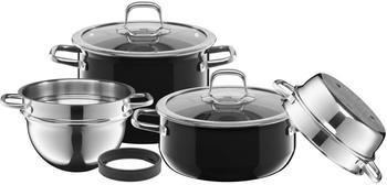 silit-compact-topf-set-4-teilig-schwarz