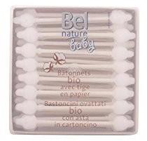 Hartmann Bel NATURE Safety Cotton Buds (56 Units)