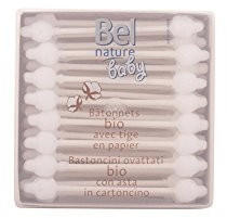 Hartmann Bel NATURE Safety Cotton Buds (56 Units)