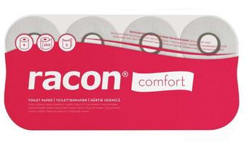 Temca racon comfort Kleinrollen Toilettenpapier 250 Blatt (8 Rollen)