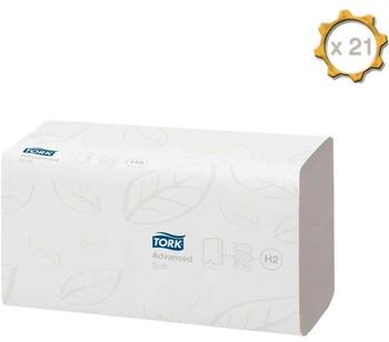 Tork Advanced Soft Hand Towel (21 Units)