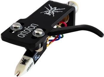 Ortofon OM Q.Bert pre-mounted on SH-4 Black
