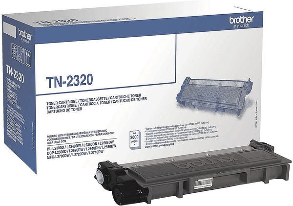 Brother TN-2320 schwarz