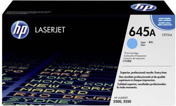 Hewlett-Packard HP 645A cyan (C9731A)