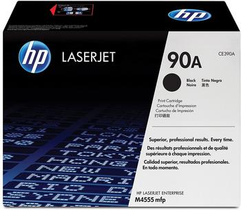 Hewlett-Packard HP 90A schwarz (CE390A)