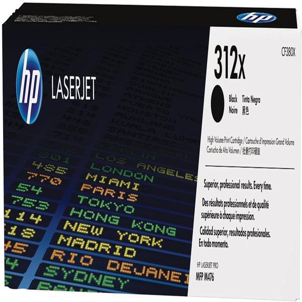 Hewlett-Packard HP 312A schwarz (CF380X)