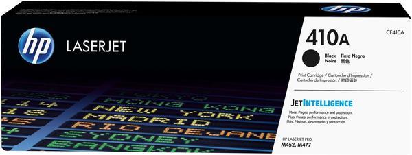 Hewlett-Packard HP 410A schwarz (CF410A)