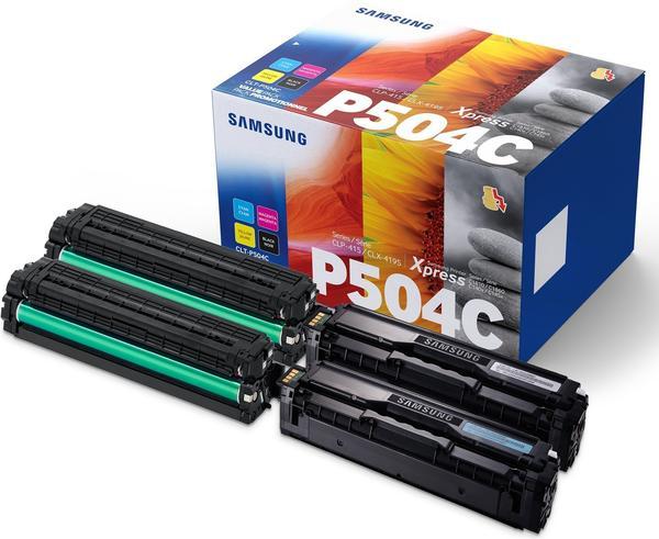 Samsung Rainbow Kit CLT-P504C
