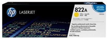 Hewlett-Packard HP 822A gelb (C8552A)