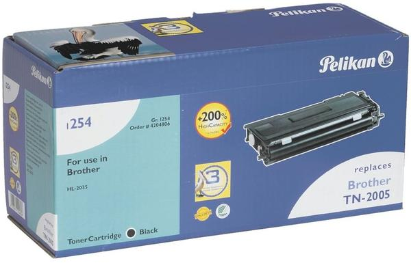 Pelikan 4204806 ersetzt Brother TN-2005