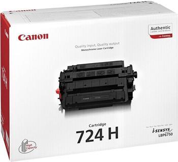 Canon CRG-724H BK