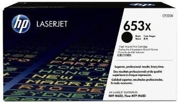 Hewlett-Packard HP 653X schwarz (CF320X)