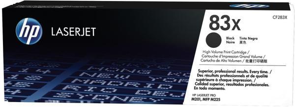 Hewlett-Packard HP 83 schwarz (CF283X)
