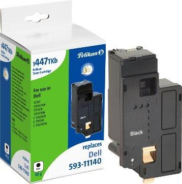 Pelikan 1447TKb ersetzt Dell 593-11140 schwarz 2000 Seiten (4245571)