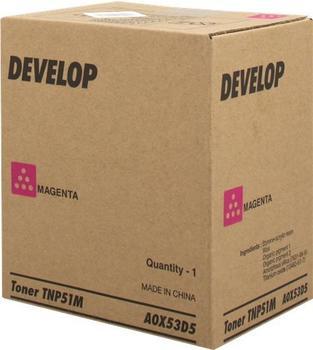 Develop A0X53D5