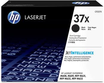 Hewlett-Packard HP Nr. 37X schwarz (CF237X)