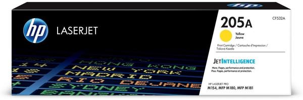 Hewlett-Packard HP Nr. 205A gelb (CF532A)