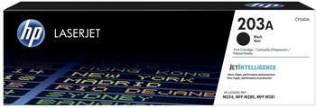 Hewlett-Packard HP Nr. 203A schwarz (CF540A)
