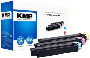 KMP K-T74CMY ersetzt Kyocera TK-5150