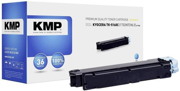 KMP K-T76C ersetzt Kyocera TK-5160C (2920,0003)