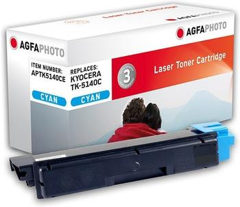 AgfaPhoto APTK5140CE ersetzt Kyocera TK-5140C