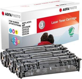AgfaPhoto APTHPCF370AME ersetzt HP CF370AM