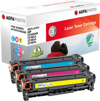 AgfaPhoto APTHPCF440AME ersetzt HP CF440AM