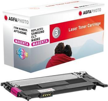 AgfaPhoto APTS406ME ersetzt Samsung CLT-M406S