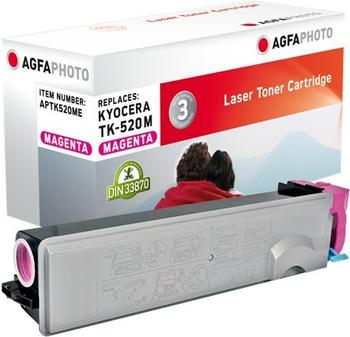 AgfaPhoto APTK520ME ersetzt Kyocera TK-520M
