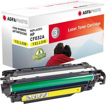 AgfaPhoto APTHP032AE ersetzt HP CF032A
