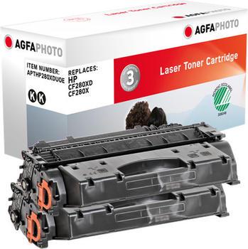 AgfaPhoto APTHP280XDUOE ersetzt HP CF280X