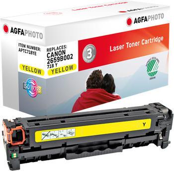 AgfaPhoto APTC718YE ersetzt Canon 718Y