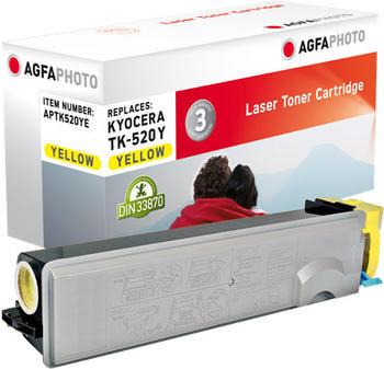 AgfaPhoto APTK520YE ersetzt Kyocera TK-520Y