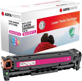 AgfaPhoto APTC718ME ersetzt Canon 718M
